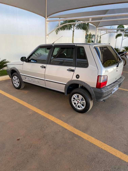 Fiat Uno Mille Way Completo