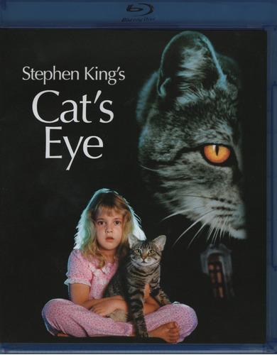 El Ojo De Gato Cats Eye Stephen King Pelicula Blu-ray