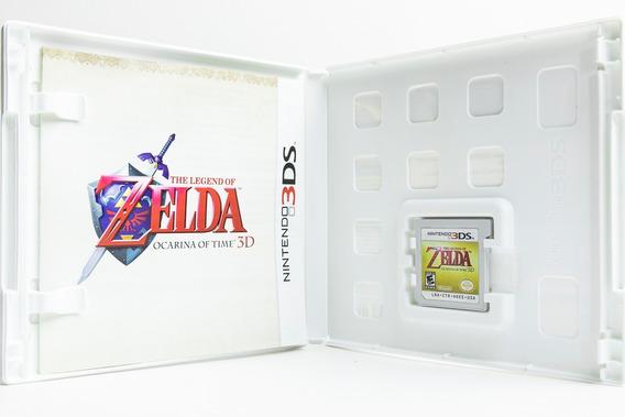 Jogo Zelda Ocarina Of Time 3d (para 3ds)