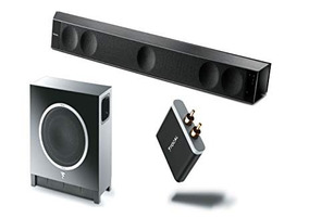 Kit Focal Soundbar Dimension Bar + Subair + Aptx - Bluetooth