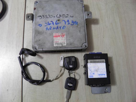 Kit Completo Ignicao Gm Tracker Motor Mazda Rf Diesel
