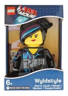 Lego Reloj Despertador Lego 9009969 Lego Movie Estilo Libre