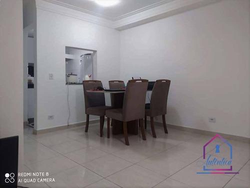 Imagem 1 de 11 de Apartamento Com 2 Dormitórios À Venda, 55 M² Por R$ 250.000,00 - Resort Da Granja - Cotia/sp - Ap0571
