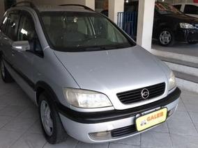 Gm - Chevrolet Zafira 7 Lugares Com Garantia!!