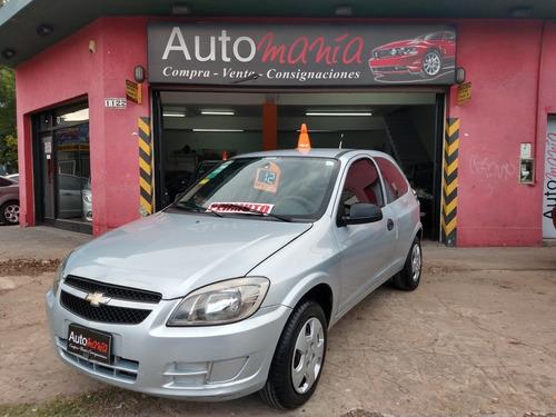 Chevrolet Celta Lt Muy Bueno Tomo Auto Fcio X Bco