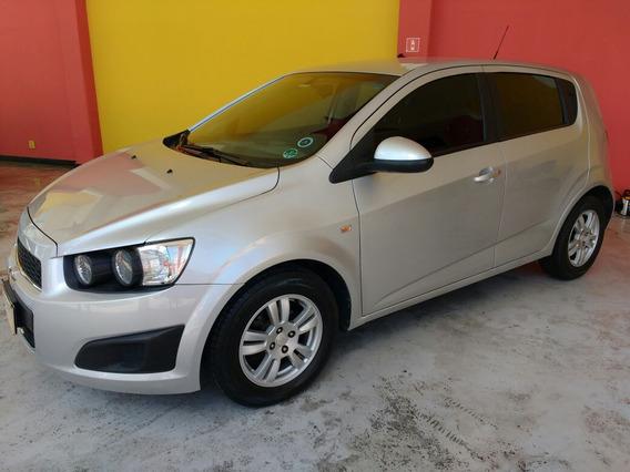 Chevrolet Sonic 1.6 16v Lt Aut. 4p