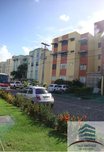Apartamento A Venda Alameda Boa Esperança 2, Parnamirim