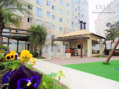Apartamento 2 Dormitórios À Venda, Ecoville, Curitiba. - Ap0001
