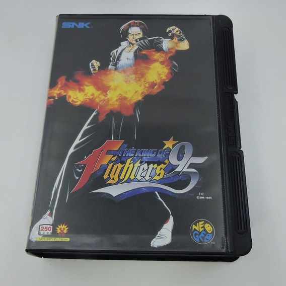 The King Of Fighters 95 Completo Japonês Neo Geo Aes Kof
