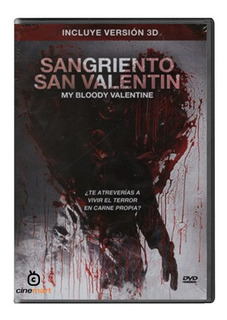 Sangriento San Valentin Patrick Lussier Pelicula Dvd