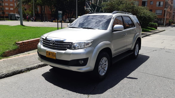 Toyota Fortuner At Urbana