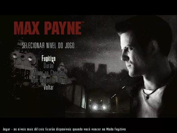 Max Payne Dublado Pc / Instalação Automática / Download