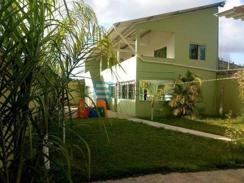 Imagem 1 de 7 de Edinaldo Santos -  Gja Com Casa De 4/4 E Piscina Ao Lado Da Faz. Do Tanque - 984