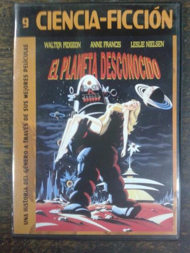 El Planeta Desconocido (1956) * Dvd * Ciencia Ficcion *