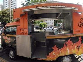 Kombi Food Truck Com Energia Solar