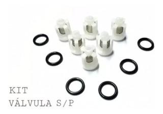 Kit Valvula Sucção Pressão Para Lavadora Wap Valen/bravo/exc