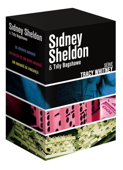 Box - Sidney Sheldon - Série Tracy Whitney - 3 Livros