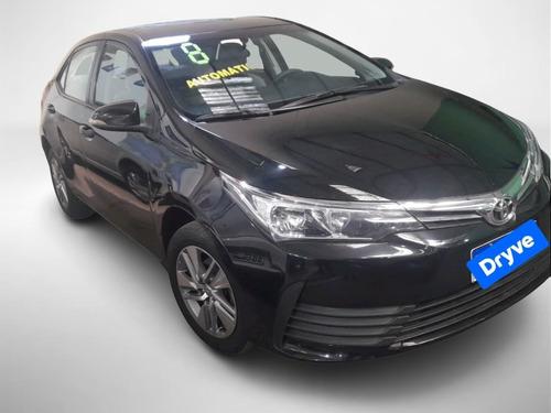 Imagem 1 de 14 de  Toyota Corolla Gli 1.8 16v Cvt Flex