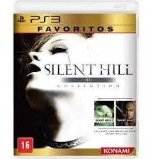 Silent Hill - Hd Collection (mídia Física) - Ps3