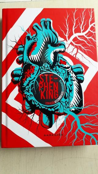 Livro Coração Assombrado A Biografia Stephen King Darkside