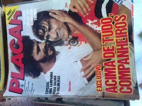 Revista Placar Anos 80