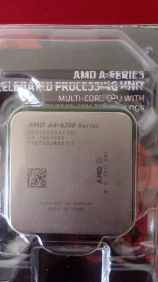 Amd A4 6300 Fm2 3.7 Ghz