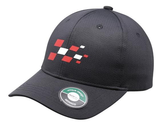 Gorra N2f Motorsport Curva Para Hombre