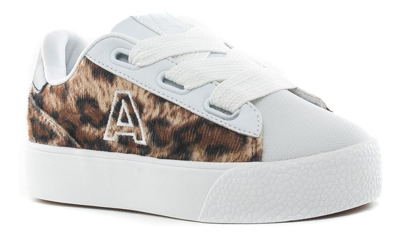 Zapatillas Plataforma Leopard Addnice