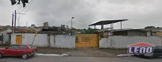 Terreno À Venda, 1888 M² Por R$ 2.832.000,00 - Parque Boturussu - São Paulo/sp - Te0046