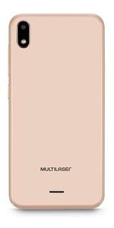Smartphone Multilaser E 3g 16gb Tela 5.0 Quad Core Preto