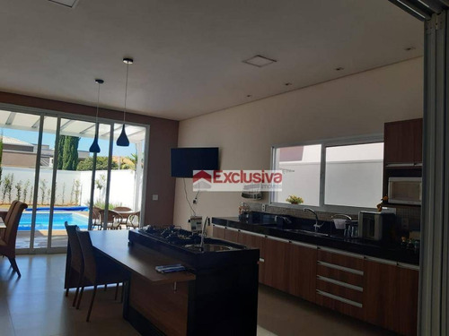 Casa À Venda, 204 M² Por R$ 1.190.000,00 - Residencial Athenas - Paulínia/sp - Ca1689
