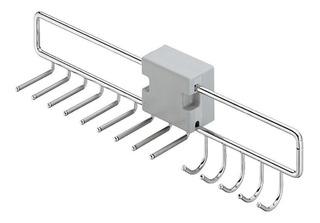 Organizador De Corbatas/cinturones Para Closet Extraible.