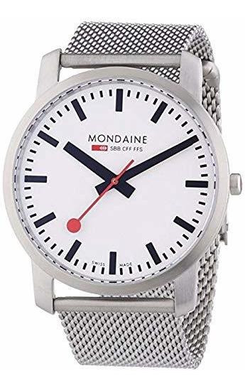 Mondaine - Malla Ultrafina (41 Mm)