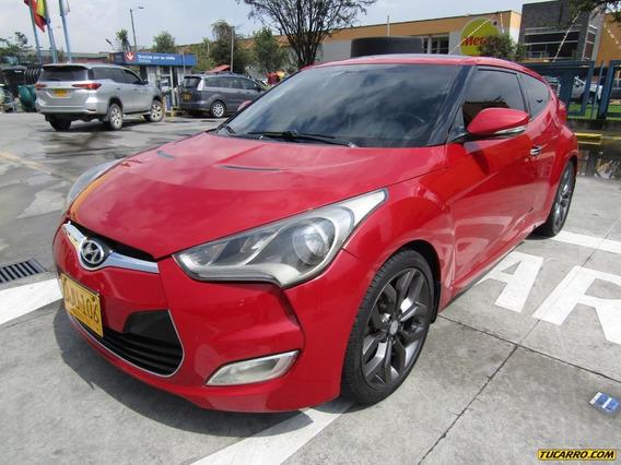 Hyundai Veloster Full Equipo