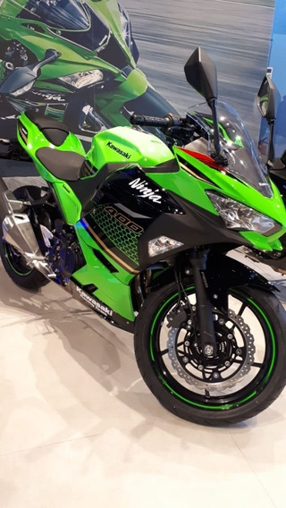 Kawasaki Ninja 400 2020 -emplacamento Gratis Consulte-russo