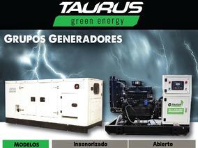 Generador Diesel Uso Continuo Grupo Electrogeno Taurus