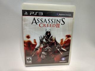 Assassins Creed Ii Ps3 Original Físico En The Next Level!!!