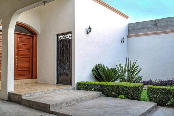 Excelente Casa En Venta Residencial Los Pinos Saltillo