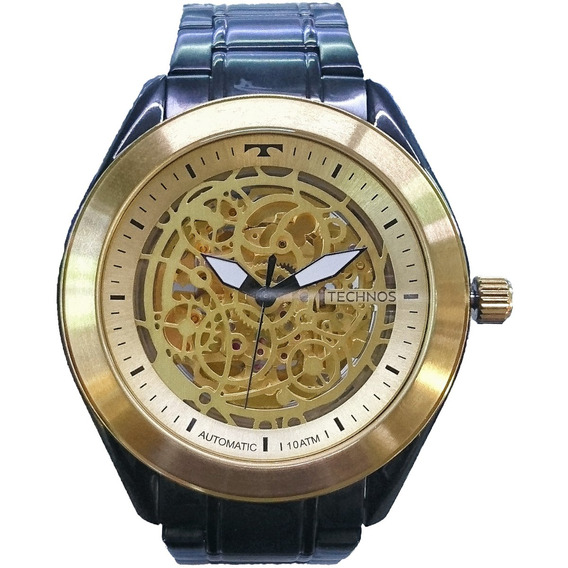 Relógio Technos - Classic Automatic - 8n24ai/4x