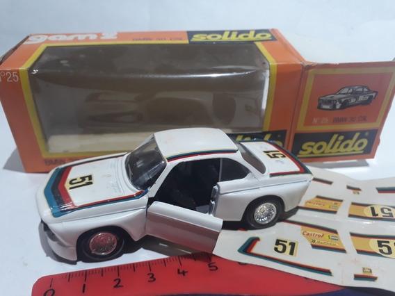 Solido France 1/43 Bmw 3000 Csl Racing Car. Hobby-centro