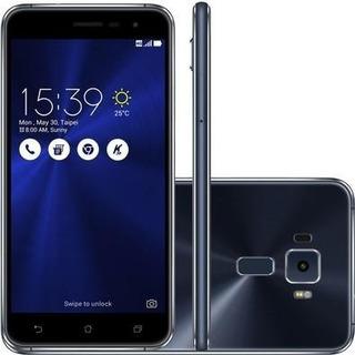 Smartphone Asus Zenfone 3 64gb Câm. 16mp + 8mp Tela 5.5