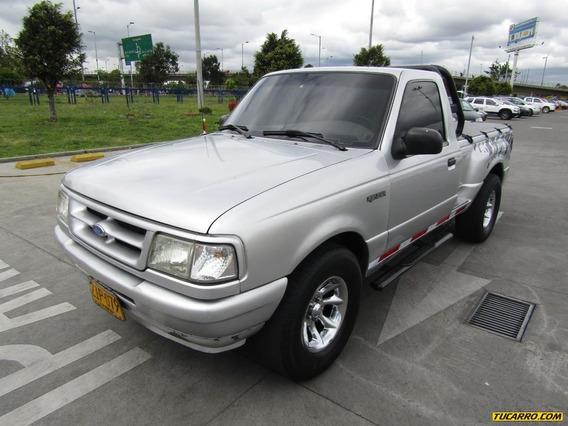 Ford Ranger Splash Mt 2300 Cc 4x2