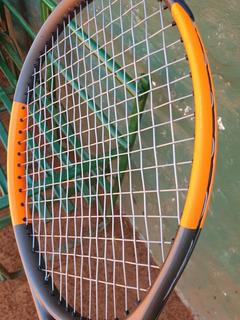 Vendo Raqueta De Tenis Wilson Burn S 100 Cv