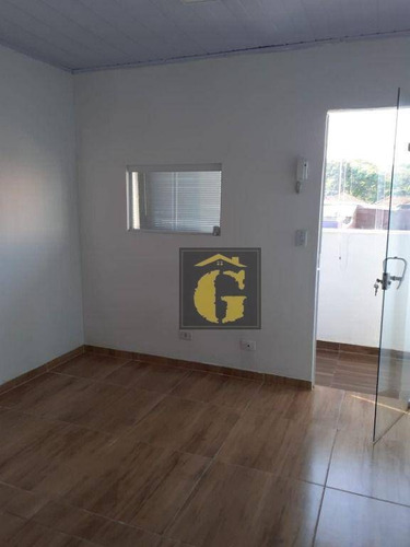 Imagem 1 de 3 de Sala Para Alugar, 12 M² Por R$ 1.100,00/mês - Tatuapé - São Paulo/sp - Sa0081