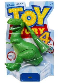 Toy Story 4 Figura Rex Dinosaurio Art.básica