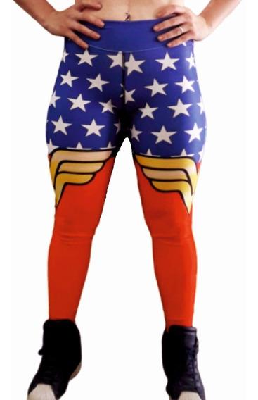 Calza Deportiva Wonder Woman
