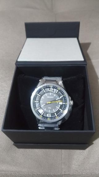 Relógio Orient Masculino Mbss1314 Gysx