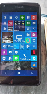 Smartphone Microsft Lumia 640,tv Digital