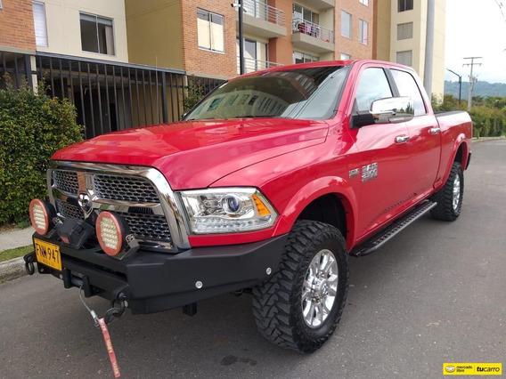 Dodge Ram 2500 4x4 Laramie 5700cc At Ab Abs Tc