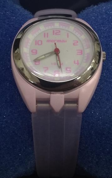 Relógio Feminino Pequeno Mormaii Tc/8t 3135934